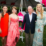 Georgina Bloomberg, Jean Shafiroff, Mayor Michael Bloomberg, Beth Ostrosky Stern