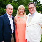 Michael Bloomberg, Katlean de Monchy, Gregory Speck