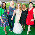 Dawne Marie Grannum, Sara Herbert-Galloway, Joy Marks, Flo Anthony, Dr. Penny Grant