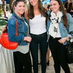 Brittany Dairo, Dianna Russo, Nicole Riekert