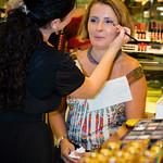 Francesca Taliercio getting makeover