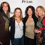 Randi Shubin Dresner (Executive Director of Island Harvest), Yvonne Stanko, Lisa Sparkles, Valerie Van Cleef