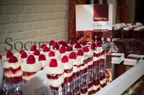 Dessert Shots from Seasons 52