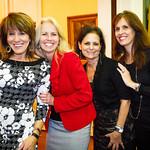 Carolyn Villegas, Susan Daconto, Stephanie Sciara, Susan Merritt (guests)