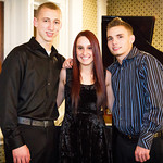 Matt Whittendale, Madison Vogel, Matt Misser