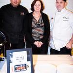 Rigoberto A. Martinez, Elizabeth Campione, Ari Argueta (Ruth's Chris Steak House)