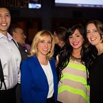 Jorge Renta, Nadine Marshall, Nicole Skalkos, Laura Bamberger