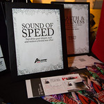 Sound of Speed Raffle Prize