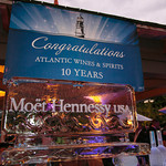 Moet Hennessy USA Ice Sculpture