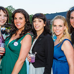 Beth, Suzanne McPartland, Michelle Torres, Courtney, Sue (guests)