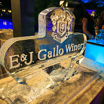 E&J Gallo Winery Ice Sculpture