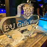 E&J Gallo Winery Ice Sculpture