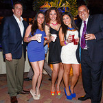 Jerry Petrone, Maria, Irene, Madalyn, Joe Petrone (guests)