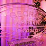 George Martin Group Ice Sculpture