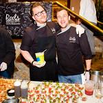 Chef Philippe Corbet, Chef James Orlandi - Roots Bistro Gourmand