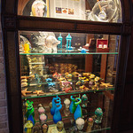 Display Case at Jellyfish Restaurant