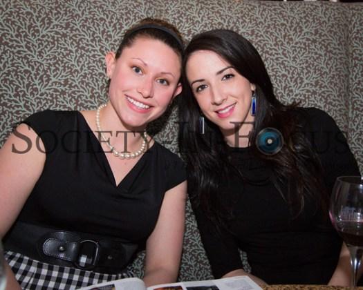 Nikki Adelman, Rebecca Zunno