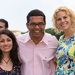 Denise Javaherforoush, Raj Shah, Amanda Tomel
