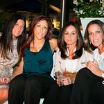 Donna Fitzpatrick, Jacqueline Fennell, Linda Sclafani, Christine Tsaktsirlas