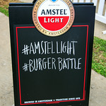 Amstel Light Burger Battle