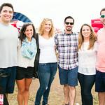 Matt Perciavalle, Kristin Diamandis, Mike Cronin, Michelle Cronin, Patricia Loviglio, Joe Kehl