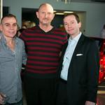 Andre Burriesci, Ron Villano, Keith Rugen