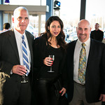 Jeff Fischer, Stephanie Sagristano, Vinny DiGregorio