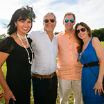 Asia Lee, Patrick Dolan, Mark Prizer, Bonnie Prizer