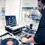 DJ at Pandora