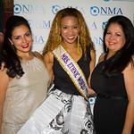 Jamie Schanbaum, Daisi Sepulveda (Mrs. Ethnic World International 2012), Patsy Schanbaum