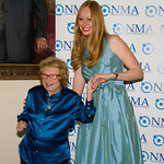 "Dr. Ruth Westheimer, Ulrika ""Red"" Nilsson"