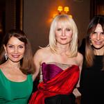Jean Shafiroff, Sara Herbert Galloway, Gayle Sobel