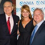 Ambassador John L. Loeb, Elizabeth Cier, Gary Springer