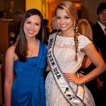 Alana Galloway (NMA Teen Health Advocate), Danielle Doty (Miss Teen USA)