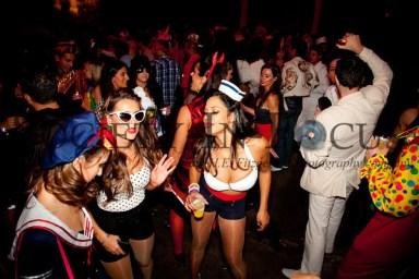 Halloween at Skylight Soho 2011