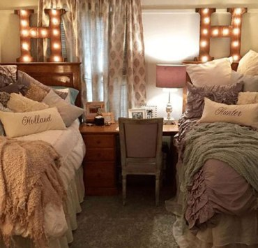 These students have residence life down to a science. Check out these amazing University of Western Ontario dorm rooms to get ideas to decorate your room!