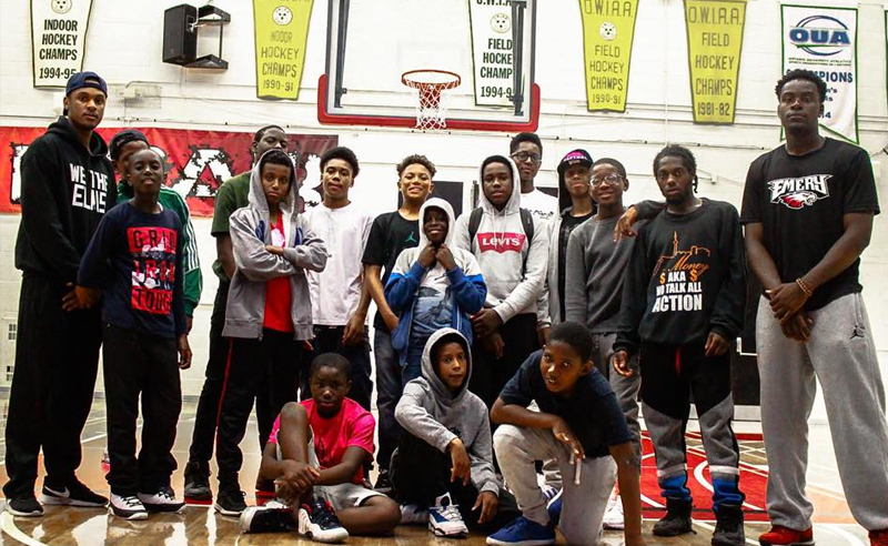 A deeper look into the non-profit organization that was created, called G.A.I.N.S., which aims to help at risk youth in the Toronto area.