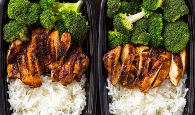 I Tried To Mealprep For A Week And Here's The Outcome