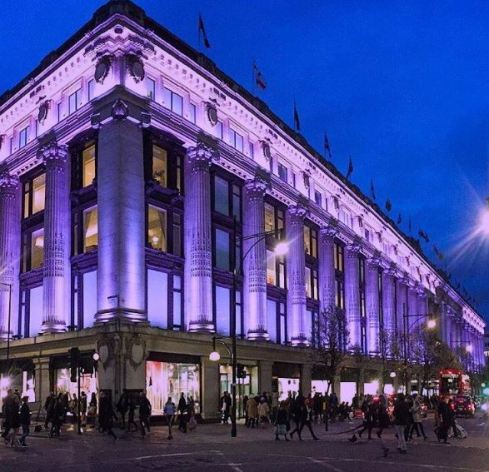Events At Selfridges is one of the best fashion events in London!