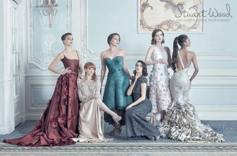 Salon Couture High Tea at The Savoy is one of the best fashion events in London!