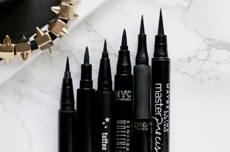 If you're looking for the best drugstore liquid eyeliner, then these are the brands to get it from! From waterproof, to gel, pen liners and more! You won't be upset with these affordable black eyeliner options!