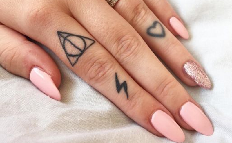 tattoos finger cute nicole bexley inspire same ring society19 rings edgy enough