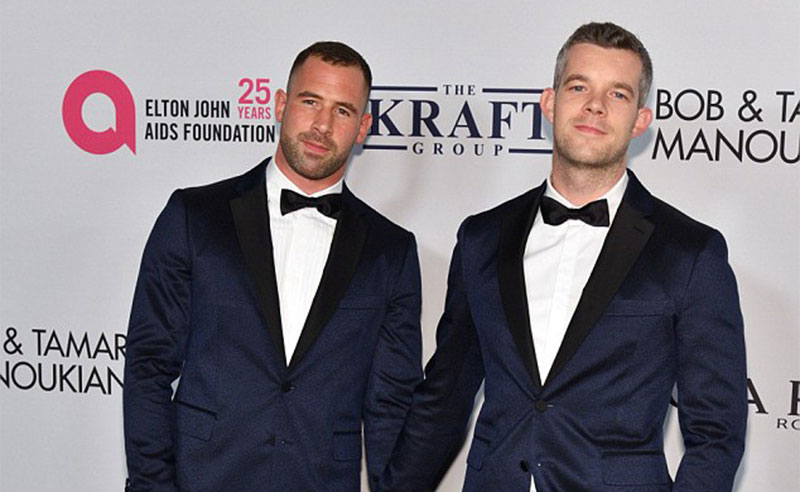 """Russell Tovey is engaged to long-term boyfriend, Steve Brockman. The couple announced their engagement yesterday, and while it was """"completely unexpected,"""" they are """"very, very happy."""" Tovey is known for his roles on Quantico and Being Human, and Brockman is a rugby player on the Kings Cross Steelers."""