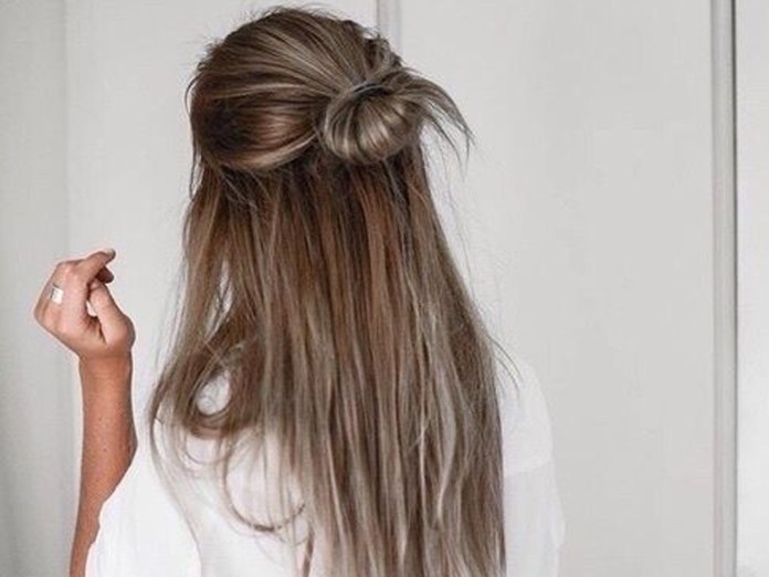8 Quick Easy Hairstyles For The Next Day You Feel Lazy Society19 Uk