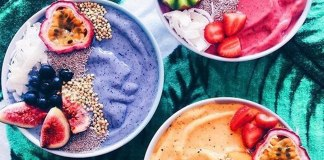 Starting your day off right is the key to feeling as fab as possible, and with these 10 smoothie bowl recipes you can get creative and have fun while eating something really delicious! They can be made ahead of time and are super portable, take them anywhere!