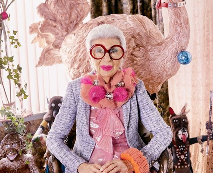 Iris Apfel's style game is the epidemy of fashion goals to aim towards. Not only is she slaying the fashion game at 96, but her interior decorating skills are everything we dream about as well. Here's why you should admire Iris Apfel.