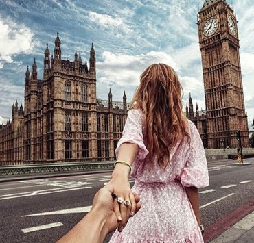 We all know how important it is it get that Insta-gold picture. The best ones are taken in the most beautiful locationswearinggorgeous-outfits and edited like a professional - teach us how! Here are the best London Instagram spots for that perfect IG moment.