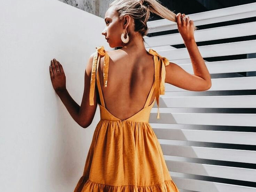 Summer sundresses are the easiest outfits to throw on in the warmer months. From brights to neutrals to patterns, we have gathered the best of the best. Just choose what shape you like most and wear them all Summer long!