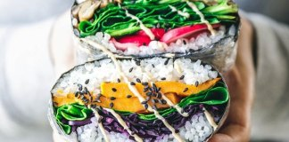 Sushi and sandwiches are two of London's favourite lunch options. But what if these two tasty meals became one? You get the sushi sandwich. Well, get your taste buds ready because the sushi sandwich is coming to London.