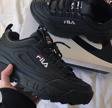 Here are the coolest FILA trainers that have everyone talking. See what all the buzz is about and check out these sick styles!